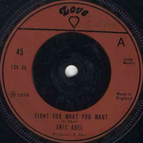 ERIC ABEL-fight for what you want