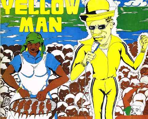 YELLOWMAN-jack sprat