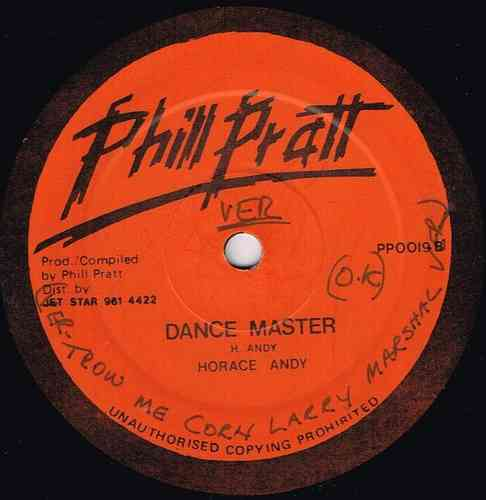 HORACE ANDY-ram dance master