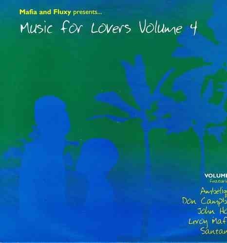 VARIOUS-music for lovers volume 4