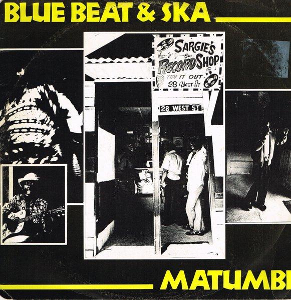 Matumbi Bluebeat Amp Ska Shm Records