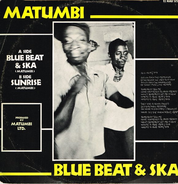 Matumbi - Man In Me