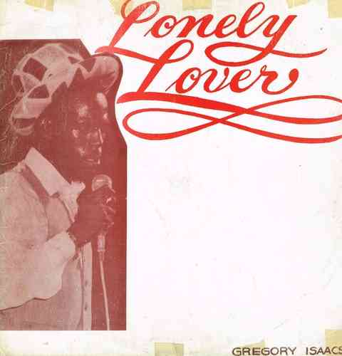 GREGORY ISAACS-lonely lover