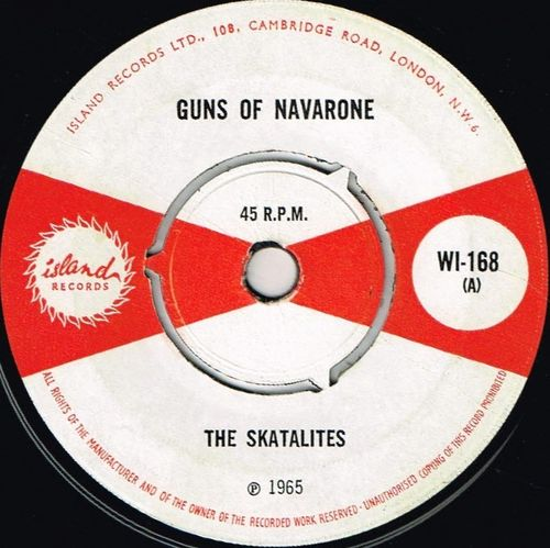 SKATALITES-guns of navarone