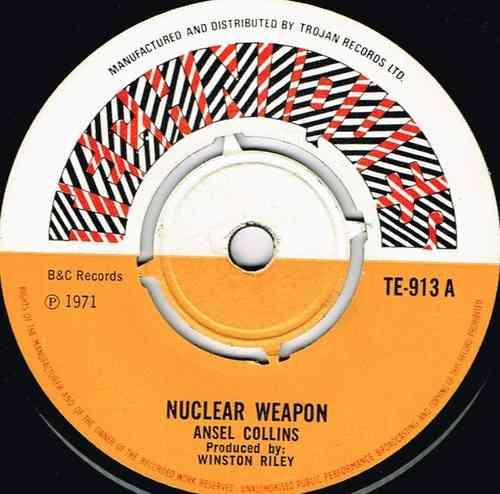 ANSEL COLLINS-nuclear weapon