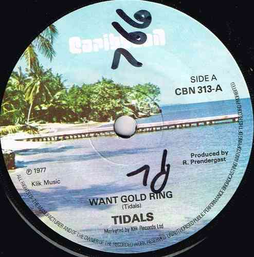 TIDALS-want gold ring