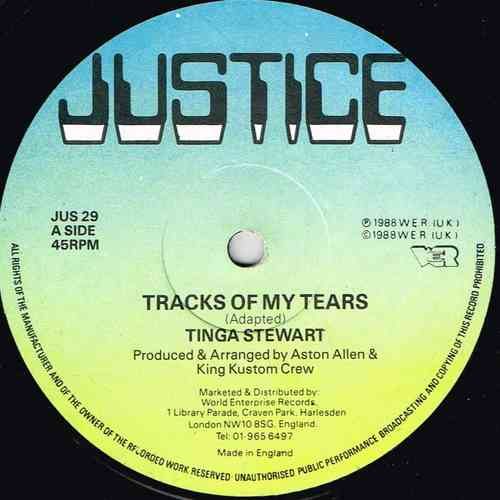 TINGA STEWART-tracks of my tears