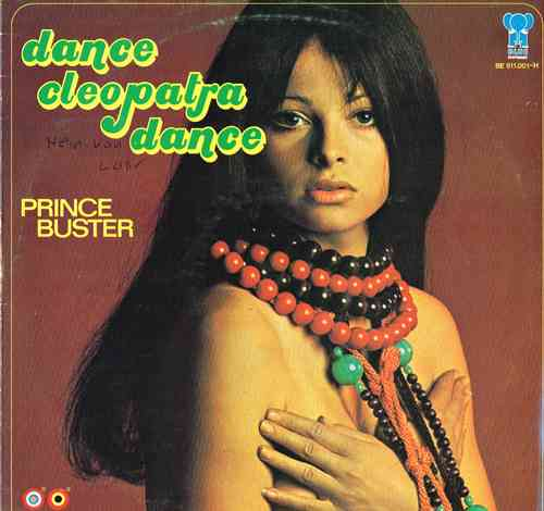 PRINCE BUSTER-dance cleopatra dance