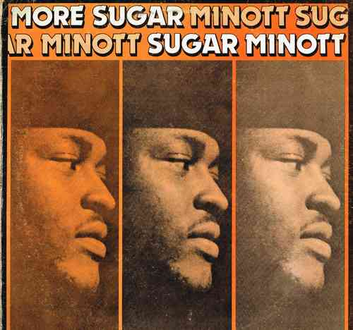 SUGAR MINOTT-more sugar