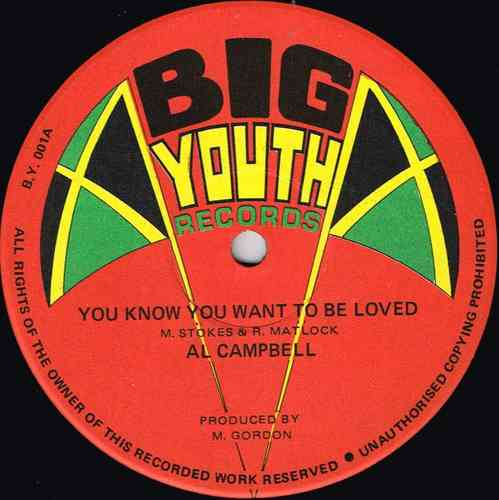 AL CAMPBELL-you know you want to be loved