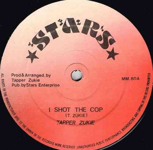 TAPPER ZUKIE-i shot the cop