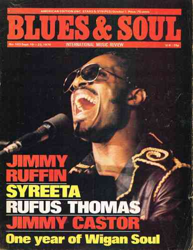 BLUES & SOUL no. 143