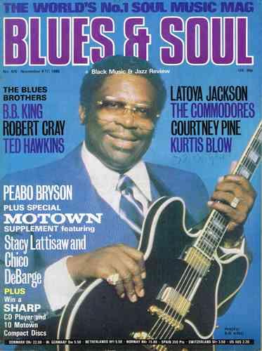 BLUES & SOUL no. 470