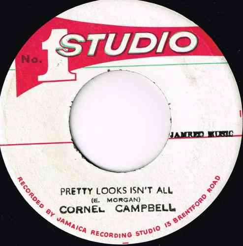 CORNEL CAMPBELL-pretty looks isn't all