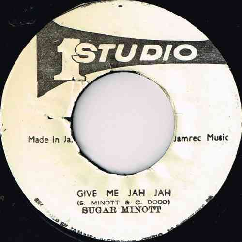SUGAR MINOTT-give me jah jah