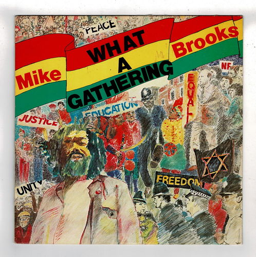 MIKE BROOKS-what a gathering