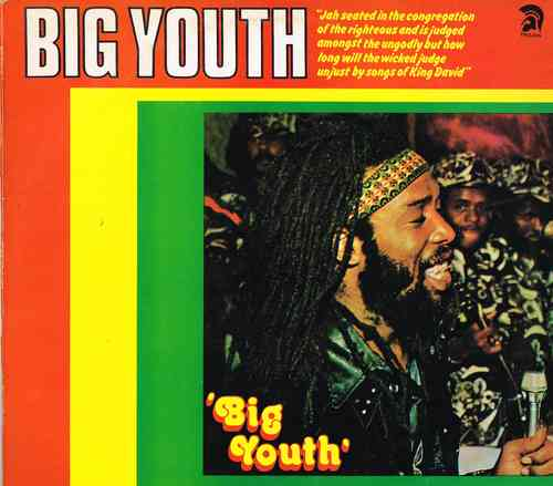 BIG YOUTH-hit the road jack