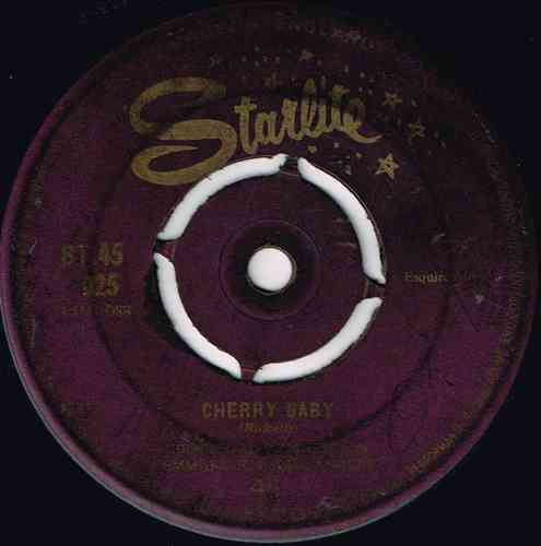 BERESFORD RICKETTS-cherry baby