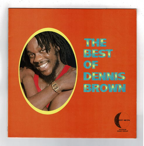DENNIS BROWN-the best of dennis brown