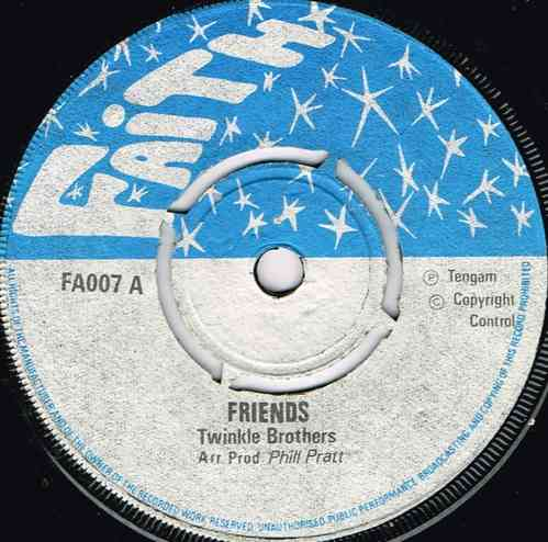 TWINKLE BROTHERS-friends