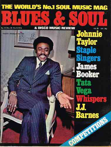 BLUES & SOUL no. 214