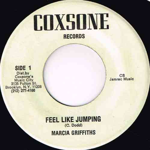 MARCIA GRIFFITHS-feel like jumping