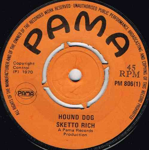 SKETTO RICH-hound dog
