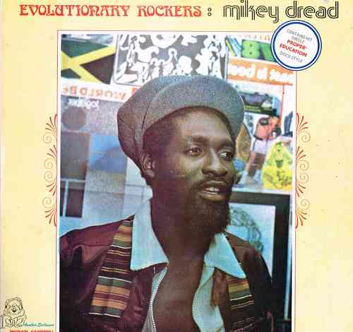 MIKEY DREAD-evolutionary rockers