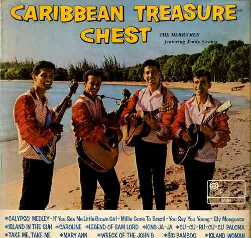 MERRYMEN-caribbean treasure chest