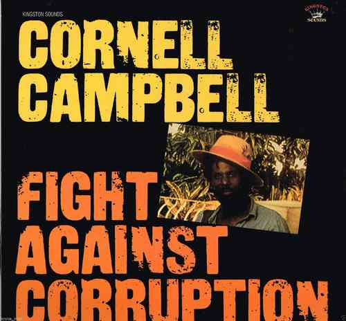CORNELL CAMPBELL-fight against corruption