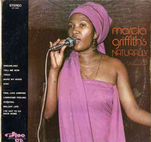 MARCIA GRIFFITHS-naturally