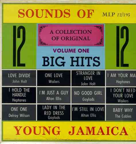 VARIOUS-sounds of young jamaica