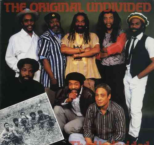 THE UNDIVIDED-the original undivided