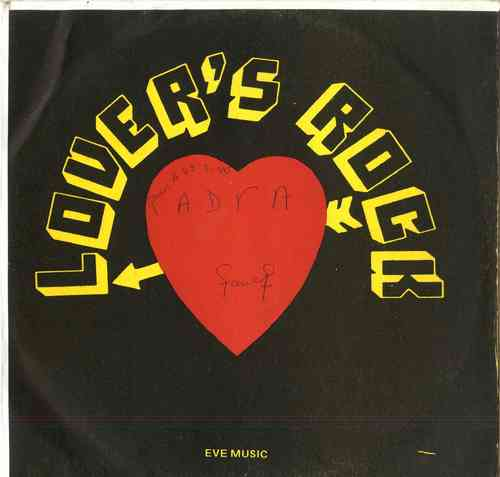 VARIOUS-lover's rock