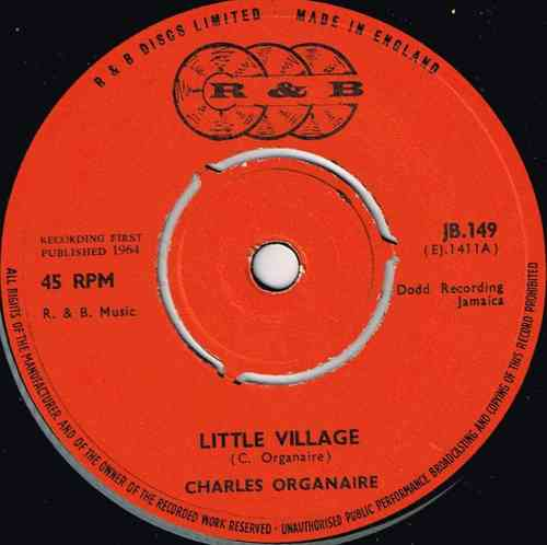 CHARLES ORGANAIRE-little village