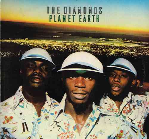 DIAMONDS-planet earth