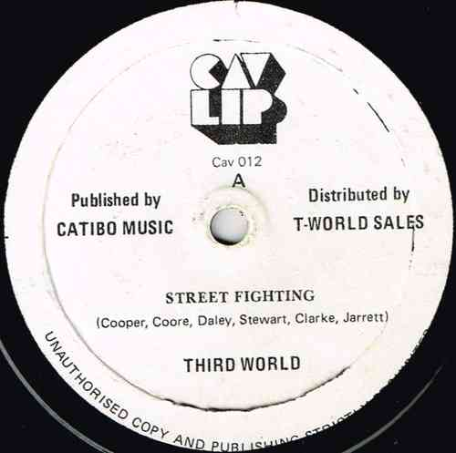 THIRD WORLD-street fighting