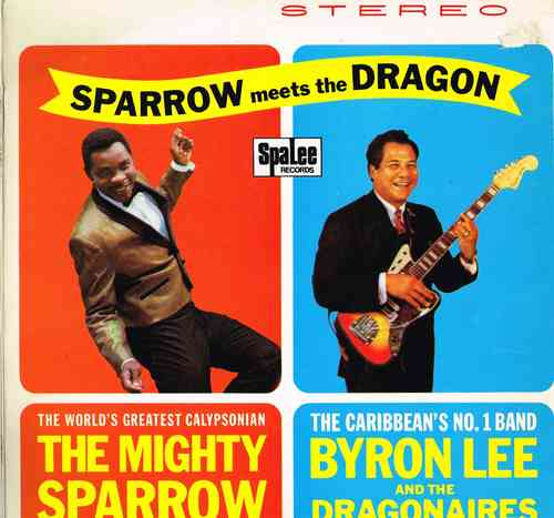 SPARROW & BYRON LEE-sparrow meets the dragon