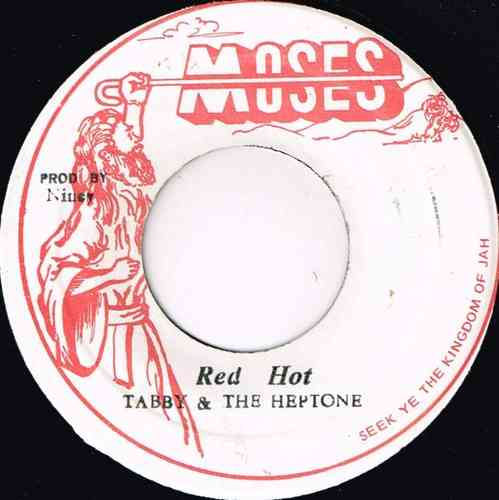 TABBY & THE HEPTONE-red hot