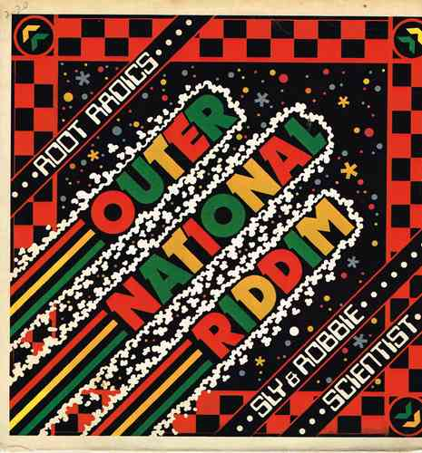 SCIENTIST, ROOTS RADICS & SLY & ROBBIE-outer national riddim