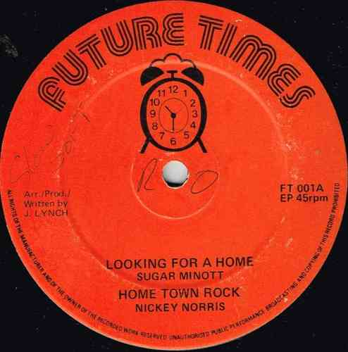 SUGAR MINOTT & NICKEY NORRIS-looking for a home