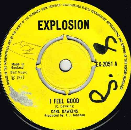 CARL DAWKINS-i feel good