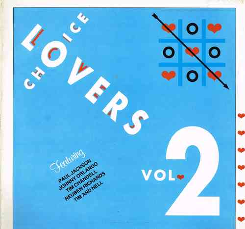 VARIOUS-lovers choice volume 2