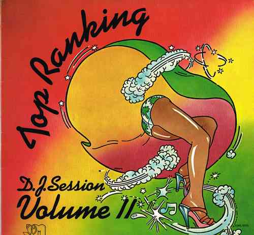 VARIOUS-top ranking dj session volume 2