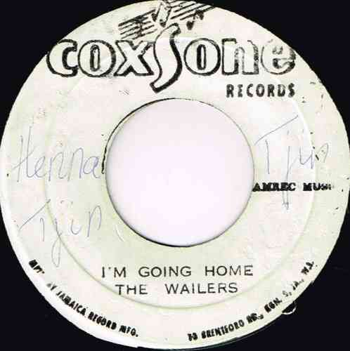 WAILERS-i'm going home