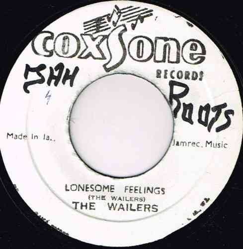 WAILERS-lonesome feelings