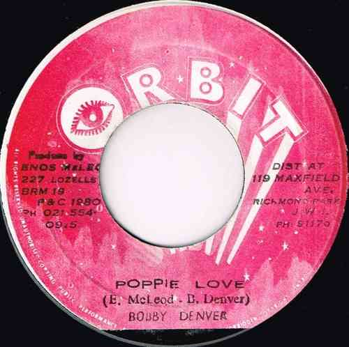 BOBBY DENVER-poppie love