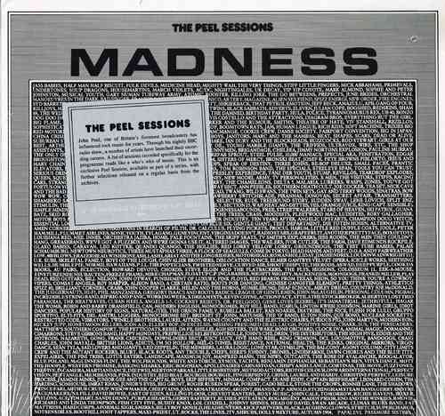 MADNESS-the peel sessions (sealed & unopened, Canadian copy)