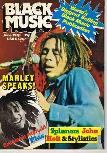 BLACK MUSIC June 1976