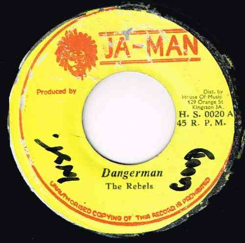 THE REBELS-dangerman